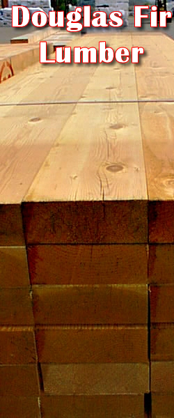 USA DOUGLAS FIR LUMBER